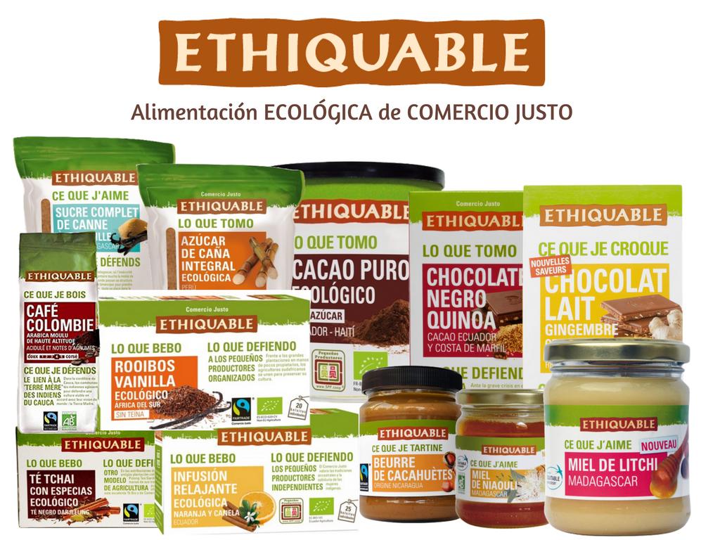 Ethiquable -La Cocina Ortomolecular