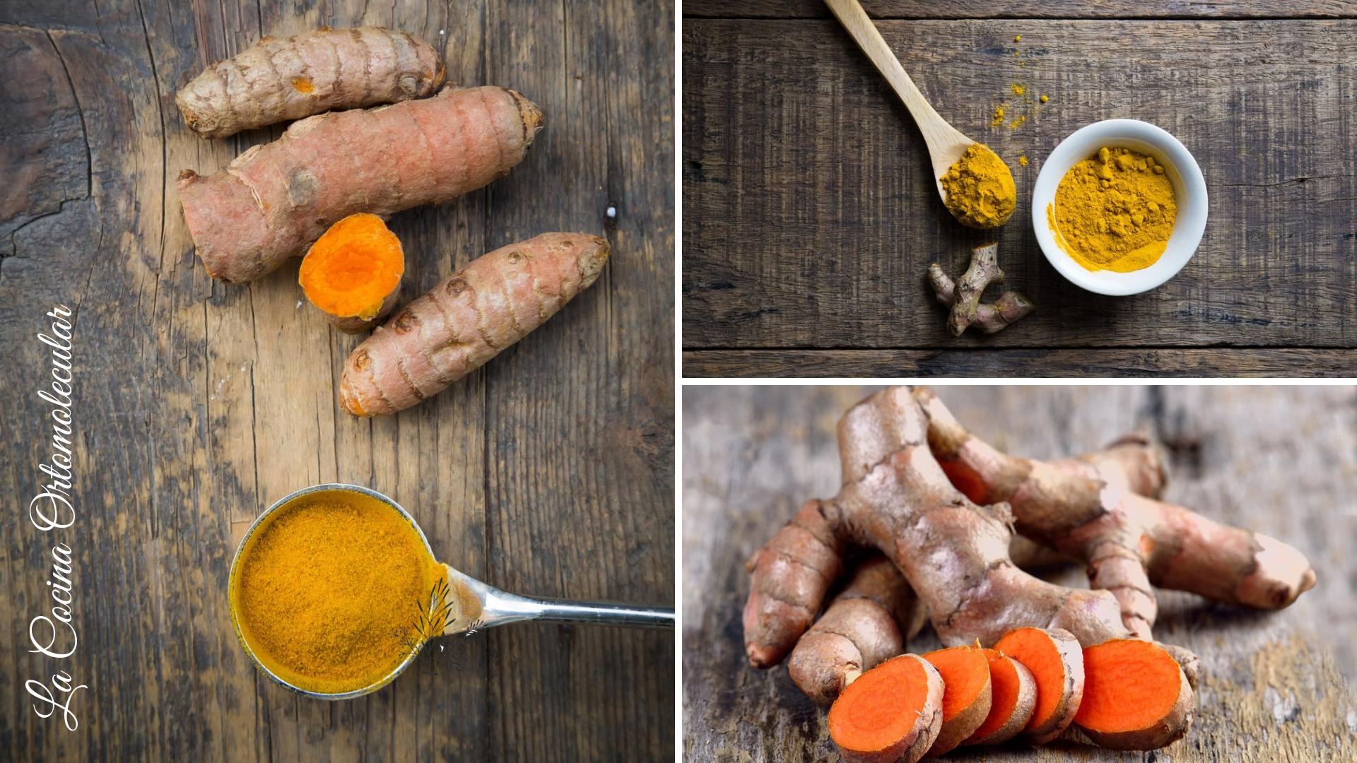 La cúrcuma puede influir sobre la microbiota intestinal