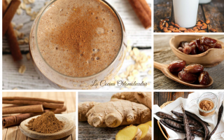 Smoothie antioxidante-La Cocina Ortomolecular