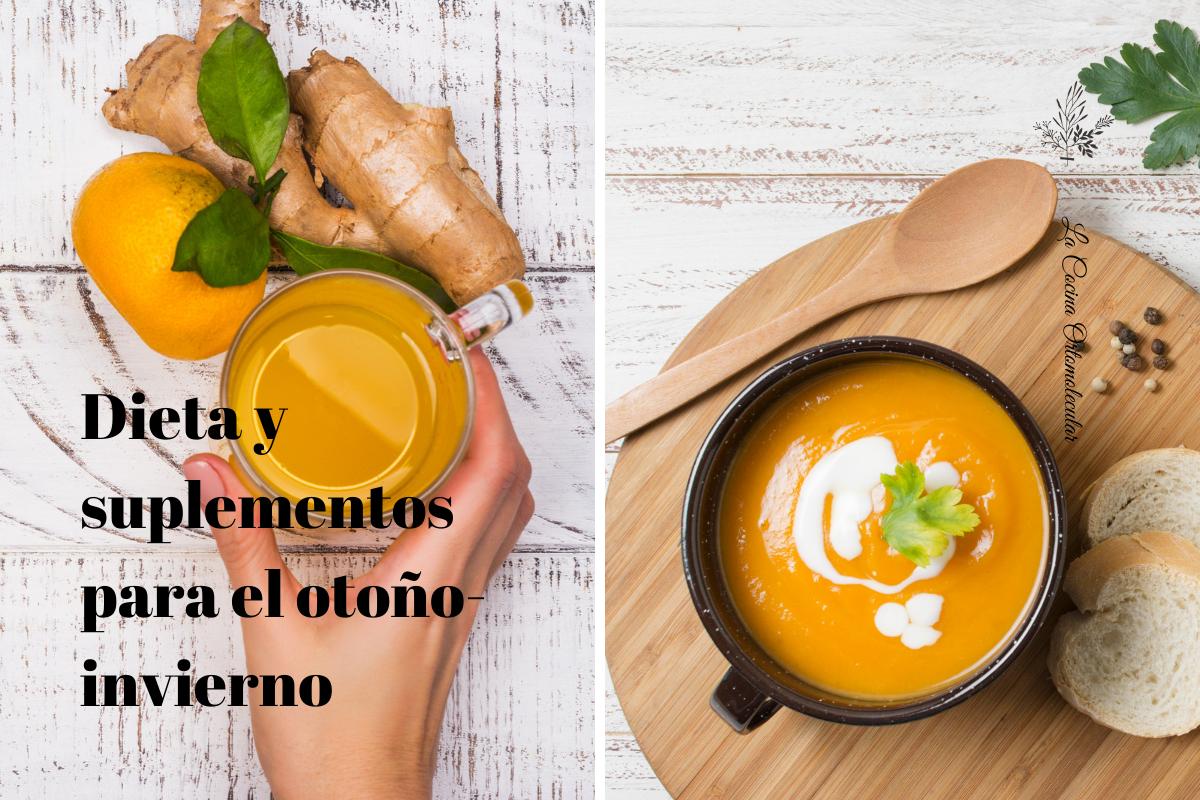 Dieta y suplementos para el otoño-invierno - La Cocina Ortomolecular